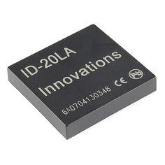 RFID Reader ID-20LA (125 kHz), $34.95.