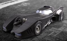 In homage to the legendary custom car builder #GeorgeBarris who designed the #Batmobile. Rest in peace. is.gd/WpXe1Z #Batman #3DPrinting #DCUniverse #Superhero #3DPrint #Airwolf3D by sandythematerialsgirl