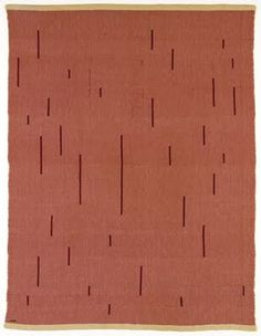 Anni Albers, With Verticals, 1946