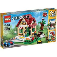 Casa ideal de Lego Creator