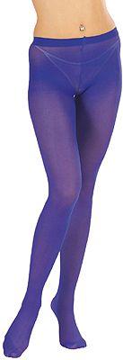 Panty adulto liso - Azul