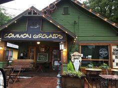 Common Grounds - Waco, TX, United States Absolutely LOVE this place!!