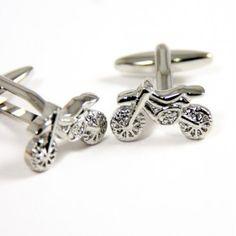 Motocross Bike - Silver groom's present