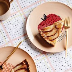Thank you again @thedesignfiles for the post. Delicious  @hellolunchlady apple and almond tart recipe  with our Maison collection Hurry up!!Get a 25% discount on the Maison Bobo Choses collection when purchasing 3 articles or more. Promotion ends tomorrow at midnight (CET) #maisonbobochoses by _bobochoses_