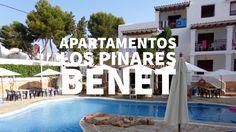 Apartamentos Los Pinares Benet en Santa Eularia des Riu, Ibiza, España