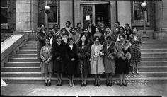 Delta Sigma Theta Sorority 1930s