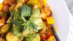 Grilled Veggie Kebabs with Creamer Potatoes & Tofu » I LOVE VEGAN Vegetable Kebabs, Vegetable Dishes, Tofu, Little Potatoes, Vegan Lunches, Lentil Curry, Grilled Veggies, Fall Dinner, Vegetables