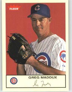 2005 Fleer Tradition #14 Greg Maddux - Chicago Cubs (Baseball Cards) by Fleer Tradition. $1.28. 2005 Fleer Tradition #14 Greg Maddux - Chicago Cubs (Baseball Cards)