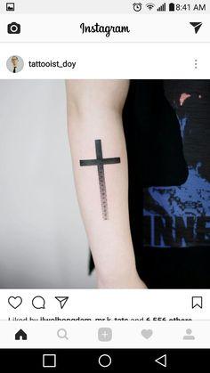 Resultado De Imagem Para Tattoo Cruz Tattoo Tattoos Crucifix