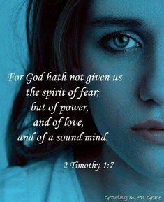 GOD GAVE US....