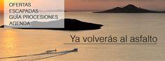 Esta Semana Santa Piérdete en la Región de Murcia