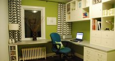 Fifty Ikea hacks for home offices