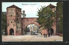 Sendlinger Tor, postcard ca. 1910