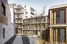 """Projet """"LES ORTEAUX - 20 logements sociaux""""...competitionline"""