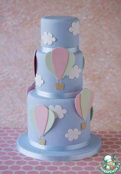 Бумажное искусство (и не только) в оформлении тортов