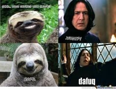 Dafuq | Know Your Meme |Snape Dafuq Template