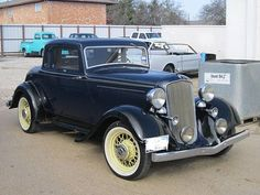 Model A Classic Car Restoration Work At Wilson Auto Repair - Classic car 1930