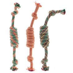 Toys Type: Ropes Type: Dogs Brand Name: None Material: Cotton rope