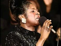 Dottie Peoples Gospel Artist - God Can