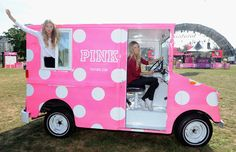 Victoria's Secret PINK Hosts PINK Nation Tailgate Party At Virginia Tech