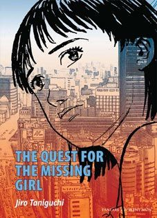 The Quest for the Missing Girl - Jiro Taniguchi