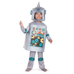 Kids Retro Robot Science Fiction Halloween Costume - Walmart.com