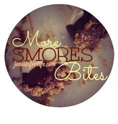 More S'mores Bites. #vegan #glutenfree #soyfree