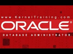 Oracle DBA Tutorials for the Beginners | Oracle DBA Online Training - YouTube