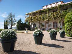 Edificio de la Finca el Pendolero #bodas #eventos #finca #madrid
