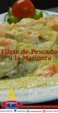 #PlatoRecomendado - Hoy preparamos para ti, Filete de Pescado a la Marinera: bañado en salsa roja, variedad de mariscos y gratinado.  @restorandoco @comerafuera #restaurantes #AngusBrangus #Medellín #restaurantesmedellín