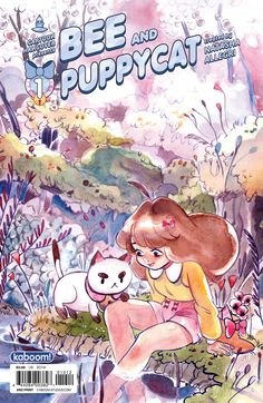 beeandpuppycat:  Bee and PuppyCat #1 First Printing Is Sold Out Bee And PuppyCat #1 Sells Out of Its 17,500 Print Run Congratulations, Natasha, Garrett, Britt, Madeleine, Shannon, and all the great folks at BOOM! Studios. A second printing is in the works (see the above cover by Leslie Hung). It will hit stores on June 25, a week after the release of #2. And a big thank you to all the fans who purchased a copy.