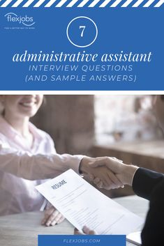 Studying up on the types of administrative assistant interview questions can help you ace the interview. Learn more about common questions and responses. Administrative Assistant Interview Questions, Job Interview Questions, Hiring Employees, Sumo, Assistant Manager, Job Career, Employee Engagement, Group Work, Time Management Tips