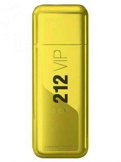 Carolina Herrera 212 VIP Men – Gold Edition 100 ML