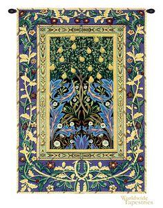 The Tree Of Life Tapestry Tree Of Life Tapestry Wall