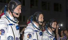 الإقامة الطويلة في الفضاء أضرت نظر 75…: أظهرت دراسة ان اضطرابات تصيب نظر ثلاثة أرباع رواد الفضاء الذين يقيمون لفترات طويلة في الفضاء بسبب…