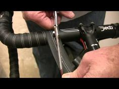 ▶ How To Change Bar Tape - Wrap Your Bars Like A Pro - YouTube