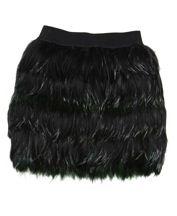 DIY feather skirt