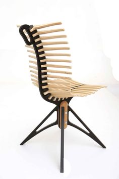 Skeletal #chair #design