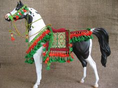 Breyer horse arabian costume