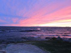 Sunset at Sunset Park, North Bay, Ontario