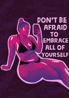Body Positivity, Body Positive Quotes, Body Love, Loving Your Body, Body Image Quotes, Normal Body, Feminism Quotes, Self Love Quotes, Love Your Body Quotes