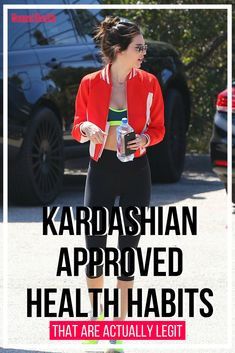 30 Kardashian-Approved Health Habits That Are Actually Pretty Legit - New Ideas Diet Plans To Lose Weight, Losing Weight Tips, Weight Loss Tips, How To Lose Weight Fast, Muscle Fitness, Fitness Tips, Autoimmun Paleo, Kardashian, Health And Wellness