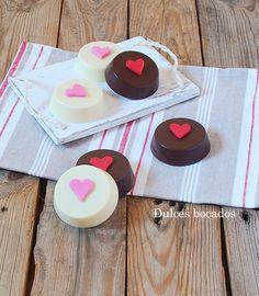 Chocolate covered oreos - Oreos cubiertas chocolate