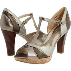 Katarina Strappy Heels By Naturalizer
