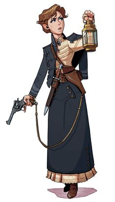 23 Best ideas for steampunk fantasy art character concept drawings Female Character Design, Character Drawing, Character Design Inspiration, Character Concept, Concept Art, My Character, Steampunk Characters, Dnd Characters, Fantasy Characters