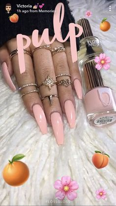 """XOXO // use my uber code """"daijaha1"""" to get $15 off your first ride - #nails #stiletto #stilettonails #nail"""