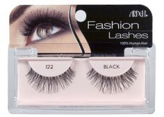 9ecae13aff5 Ardell Fashion Lashes 122 Black by Ardell ** Find out more about the great  product · Natural LashesMakeup ...