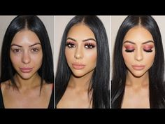 Cranberry Makeup Tutorial || JENNY DO - YouTube