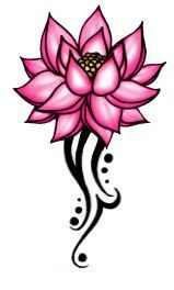 Lotus Flower - Art