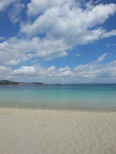 Beach at Palma nova